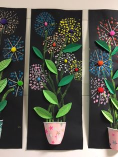Volume Art Spring Art Projects Spring Crafts Crafts For Seniors Diy Crafts For Kids Arts Visuels Cycle 3 April Preschool Preschool Projects Summer Art Arts And Crafts For Adults, Arts And Crafts House, Easy Arts And Crafts, Crafts For Seniors, Spring Art Projects, Spring Crafts For Kids, Diy Crafts For Kids, Art For Kids, Art Children