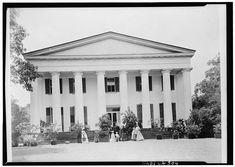 Berry Hill Plantation, South Boston, VA, 1835-1840