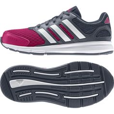 919ba8808 Adidas Girls Shoes Running Lace Up IK Sport Trainers Athletic B23867  Training