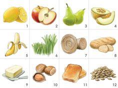 ビールのアロマキット (12種類のビールアロマ). 次のリストされたアロマが含まれます: レモン, リンゴ, 洋梨, メロン, バナナ, 芝生, 干し草, パン, バター, ヘーゼルナッツ, トースト, 麦芽