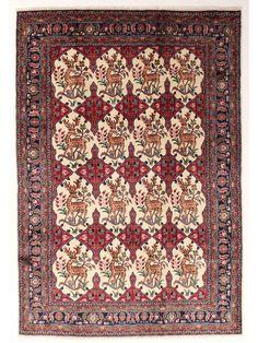 Tapis persans - Tabriz  Dimensions:298x205cm