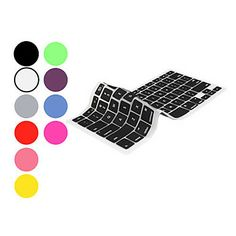 """Keyboard Protector Skin for 11.6"""" Macbook Air (Assorted colors) – USD $ 2.99"""