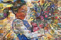 Mural Mosaics - Lewis Lavoie