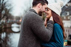 These two came all the way to #Amsterdam for their pre wedding photo session and I get to go all the way to #Scotland for their wedding in July. I was hobbling around on crutches at the time of their shoot back in January and was so grateful for their patience with me being a slow coach! Kirsty and Andrew you will be pleased to hear I can jump around again now :) I am really looking forward to photographing their wedding at such a beautiful location. I am thinking of also spending a couple…