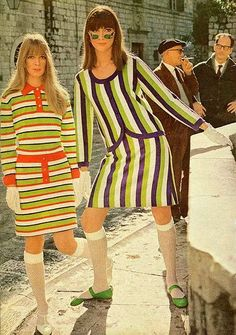 KAGADATO selection. The best in the world. Fashion. **************************************Stripes 1966