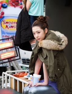Sulli(Choi Jin-Ri)