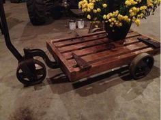 Industrial cart and a steal at only $150