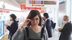 Dodie in Japan