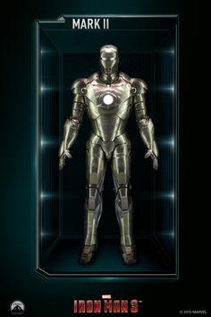 東尼史塔克 鋼鐵人 Tony Stark: All Iron Man Suits Gallery Marvel Dc Comics, Marvel Heroes, Marvel Avengers, All Iron Man Suits, Iron Man Art, Iron Man Avengers, Best Iron, Ironman, Iron Spider