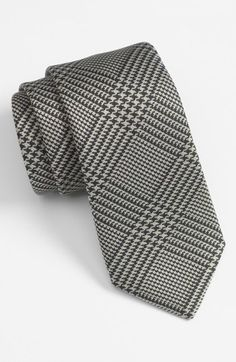 Yves Saint Laurent Woven Silk Tie available at #Nordstrom