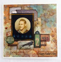 Welcome and I hope you have been having fun playing with Tim's new Distress Oxides. This is the second card I made after the playtime I h...