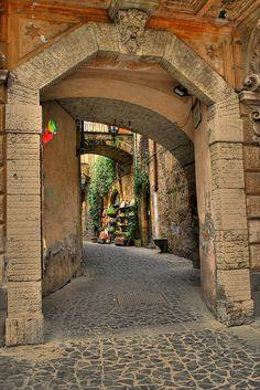 Orvieto, Italy. Do you see the pinwheel?
