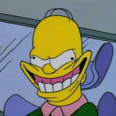 """101 Smile Memes - """"The fake smile your girl puts on when you introduce her to a female friend. Cartoon Icons, Cartoon Memes, Funny Memes, Hilarious, Cartoon Profile Pictures, Funny Pictures, Simpsons Springfield, Smile Meme, Fake Smile"""
