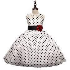 ملابس بنات فخمة للاعراس اطفال 2018 3dlat Net 17 16 4a73 Girls Formal Dresses Polka Dot Evening Dresses Girls Dresses Summer