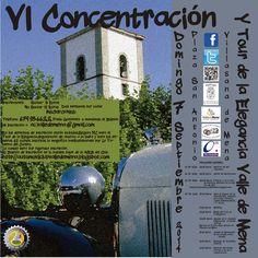 VI Concentración y Tour de la Elegancia Valle de Mena, el 7 de septiembre
