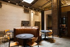 Rockwell Group : Projects : Layered Luxe, neuehouse new york Calistoga Hotels, Rockwell Group, Group Projects, Coworking Space, Design Reference, Maui, Restaurants, Restoration, Gothic
