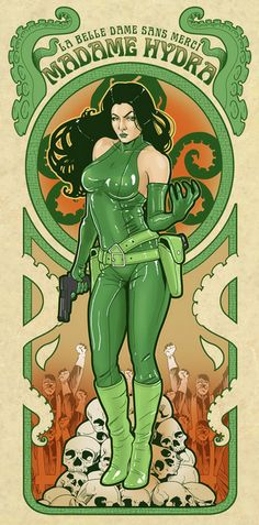Madame Hydra   Tumblr