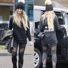 The truly gorgeous @missamywillerton featured on the @dailymail wearing the SportFX Hungover Hoodie and Mesh Panelled Leggings!! ❤️❤️❤️ .  Comfort and style combined! 👌🏼 .  AVAILABLE TO PURCHASE ONLINE : sportfx.com Hoodie : 340040 Leggings : 347106 .  #sportfx #sweatsmartsweatsexy #getyourgamefaceon #fiercelyfit #gymface #activewear #fitness #workout #fashion #gymkit #sport #instafit #sportswear #makeup #beauty #style #gymlife #design #amywillerton #missgb #hoody #hoodie #leggings…