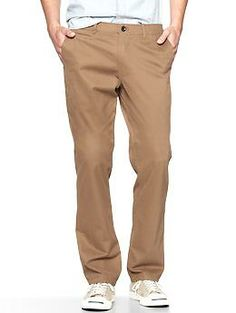 wardrobe great pants for men. Nice color palette, dressy but not too dressy. Lived-in slim khaki | Gap