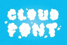 Check out U R like a cloud! by #FOTUSART on Creative Market