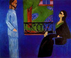 """""""er mundo de manué"""": Henri MATISSE, obras, cuadros, pinturas."""