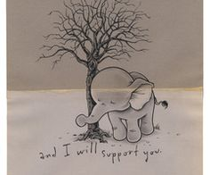 You are my elephant ;) and I'll always be yours <3