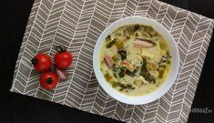 Ciorbă de salată verde cu afumătură – Rețete LCHF Lchf, Guacamole, Supe, Low Carb, Mai, Ethnic Recipes, Food, Green, Essen
