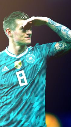 Toni Kroos Germany Football Team, Germany Team, Football Love, Toni Kroos, Fifa, Team Wallpaper, Football Wallpaper, James Rodriguez, Real Madrid Captain