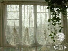 French Country Lace Curtains | Curtain. It Only Show That The Above Curtain  With Two