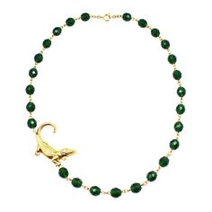 My design inspiration: Little Monster Necklace on Fab.