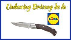 Unboxing briceag de la LIDL Lidl, Cnc
