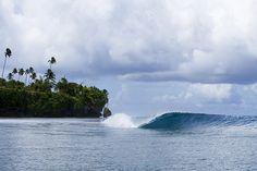 Papua New Guinea surf