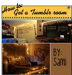"""""""HT: get a tumblr room"""" by the-tip-girls-of-wonderland ❤ liked on Polyvore"""