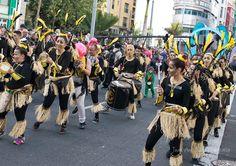Grupo Mascarada Carnaval: Contrata a Samba Isleña, no te arrepentirás