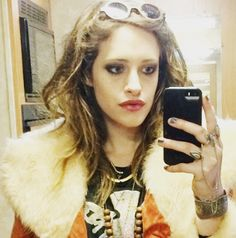 Image result for carly chaikin selfie