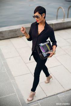 Micah Gianneli_Best top personal style fashion blog_Rihanna style_Barbara Bonner_Wanted Shoes_Cazal Eyewear_Street style editorial_City fash...