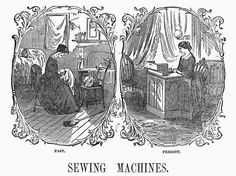 SEWING, 19th CENTURY