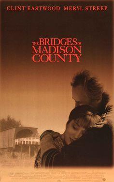 Bridges of Madison County (1995) #1990s #1995 #27x40