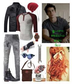 """""""Pilot - Deception and Trickery"""" by sarcasmxisxmyxcharacterxflaw on Polyvore featuring art"""