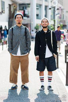 Japenese Street Styles #streetstyle #japan