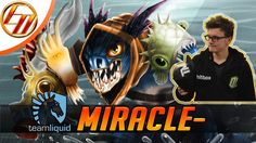 Miracle → Slark ♦ Dota 2 Pro Gameplay | Team Liquid Dota 2, Videos, Movies, Movie Posters, Art, Art Background, Films, Film Poster, Kunst