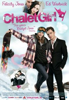 / - Chalet Girl made me want to go skiing again! Movies To Watch, Good Movies, Amazing Movies, Chalet Girl, Jones Company, Go Skiing, Bridget Jones, Felicity Jones, 2015 Movies