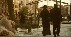 Lange Haven 1999, opname van de film Kruimeltje