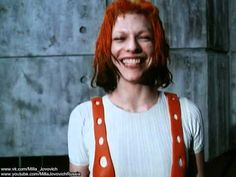 Milla Jovovich - Screentest Costumes Leeloo for The Fifth Element 2 - YouTube