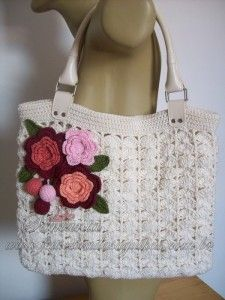"New Cheap Bags. The location where building and construction meets style, beaded crochet is the act of using beads to decorate crocheted products. ""Crochet"" is derived fro Crochet Baby Cardigan, Crochet Shawl, Crochet Handbags, Crochet Purses, Crochet Bags, Crochet World, Bead Crochet, Crochet Gifts, Beautiful Crochet"