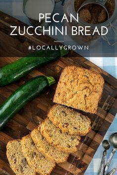 Pecan Recipes, New Recipes, Dessert Recipes, Cooking Recipes, Favorite Recipes, Desserts, Zucchini Bread Recipes, Banana Bread Recipes, Deserts