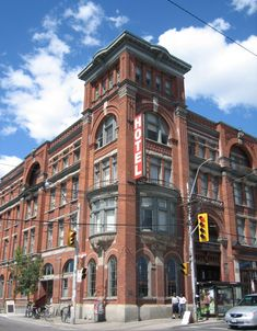 List of oldest buildings and structures in Toronto - Wikipedia, the free encyclopedia Art Toronto, Toronto City, Old Building Photography, Downtown Photography, Gladstone Hotel, Toronto Ontario Canada, Brick Architecture, City Buildings, City Streets
