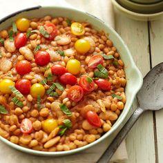 Festive Food: Skillet White Beans