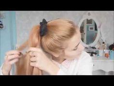 Okul Saç Modelleri ve Yapılışları - YouTube