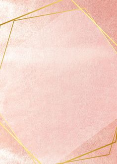 Golden frame on a pink concrete wall Rose Gold Wallpaper, Framed Wallpaper, Leaves Wallpaper, Pink Cards, Concrete Wall, Textured Background, Pink Glitter Background, Backdrop Background, Flower Frame